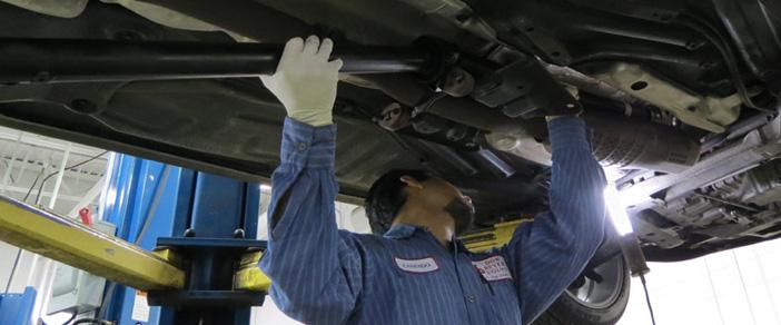 Ремонт карданных валов